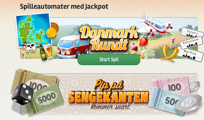 Spilleautomater hos Pip Casino