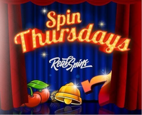 Gratis Spin til Spin Thursday
