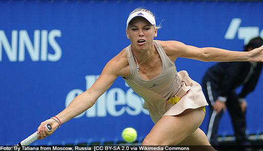 Caroline Wozniacki odds