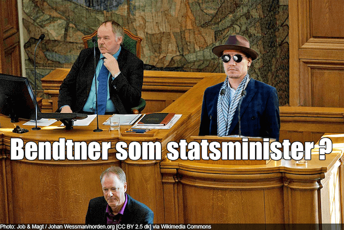 Nicklas Bendtner Odds