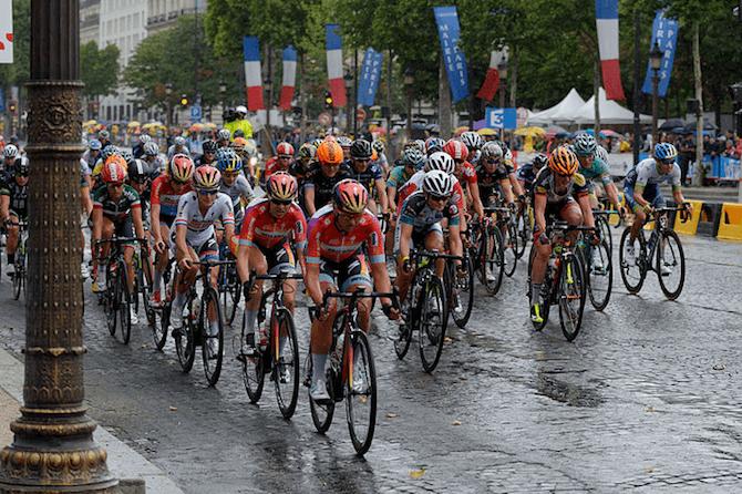 Danskere i Tour de France