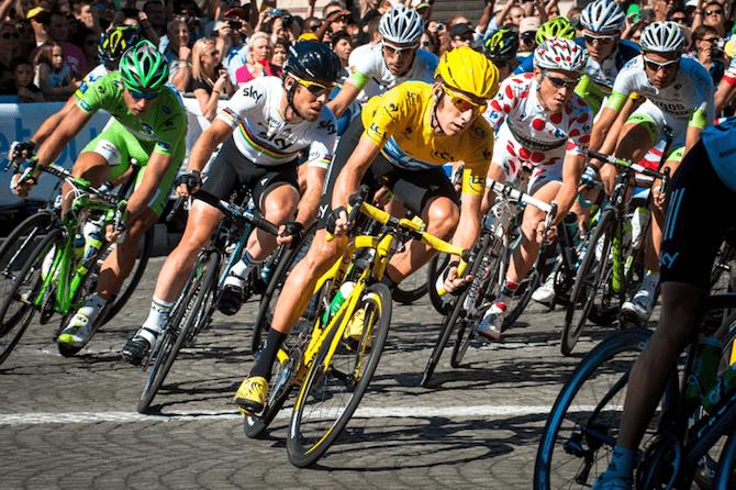 Tour de France odds