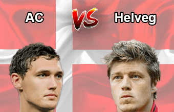 Andreas Christensen vs. Thomas Helveg
