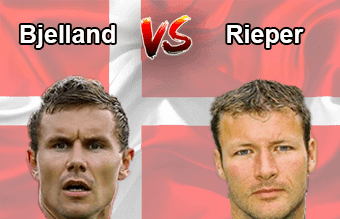 Andreas Bjelland vs. Marc Rieper