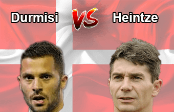 Riza Durmisi vs. Jan Heintze
