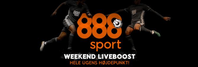 Kampagne hos 888sport