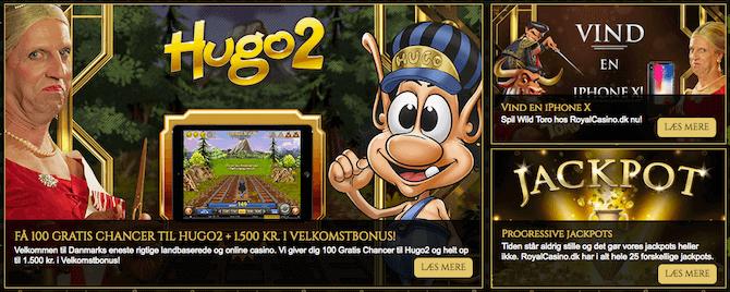 Royal Casino Kampagner