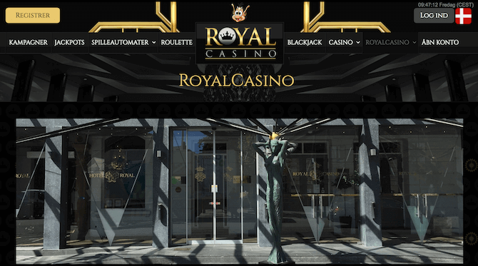 Casino, live casino, Royal Casino