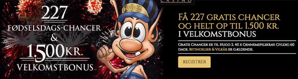 Royal Casino bonuskode 2018