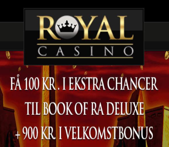 Royal casino bonuskode